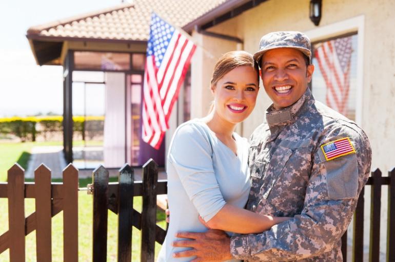 military spouse