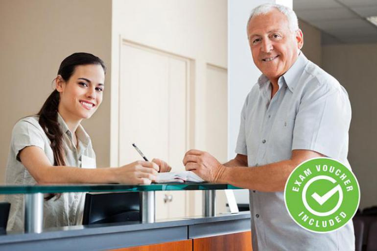 Certified Medical Administrative Assistant with Certified Electronic Health Records Specialist