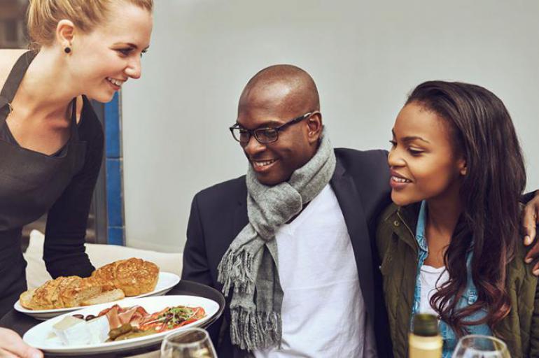 Food and Customer Service Skills Training