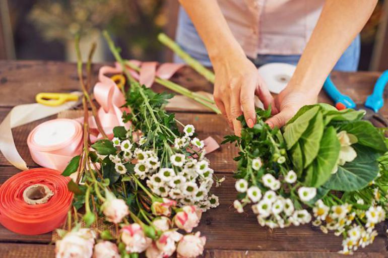 Preston Bailey's Intermediate Floral Design